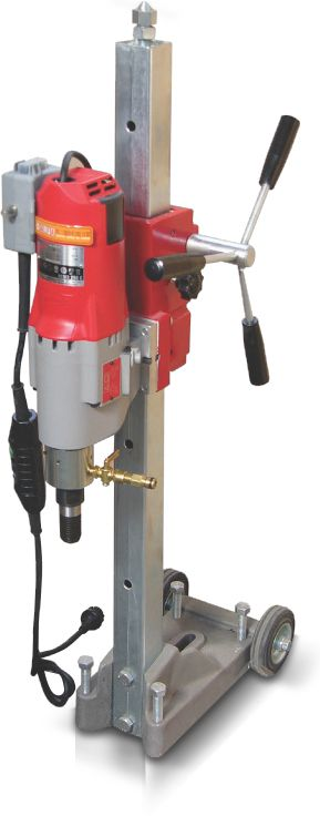 PHOTO OF ELECTRIC CORE DRILL